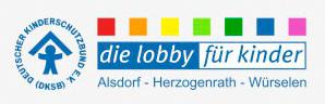 Logo Kinderschutzbund Würselen
