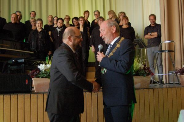 Ehrenbürger Martin Schulz