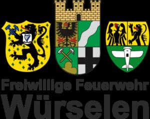 Feuerwehr Würselen 3 Wappen