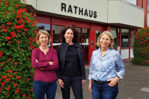 "Das Projektteam ""Starke Frauen - starke Kommune"""