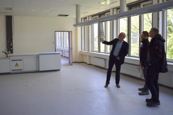 Baustelle Gesamtschule