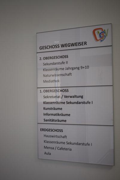 Gesamtschule Würselen im Mai