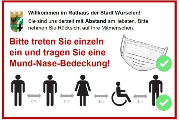 Rathaus Abstand-2m