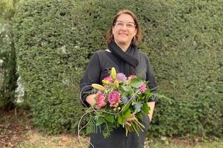 Renate Wallraff, neue Vorsitzende des Frauennetzwerks Aachen e.V.