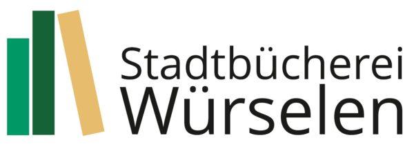 Logo der Stadtbücherei Würselen