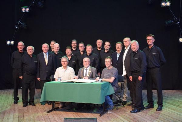 Ehrenamtsabend 2018 der Stadt Würselen