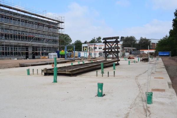 Neubau Gesamtschule Würselen