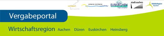 Logo Vergabeportal Euregio